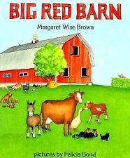 Big Red Barn (Brand New Paperback) Margaret Wise Brown