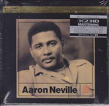 """Aaron Neville Warm Your Heart"" Japan 100KHz/24bit Mastering Audiophile K2HD CD"
