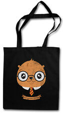 HARRY OTTER HIPSTER BAG Fun Potter Wizard Animal Wildlife Nature Outback