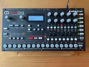 Elektron Analog Four - MK1 - Analoger Synthesizer - 4 stimmig polyphon