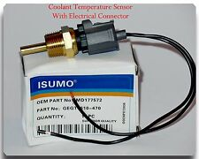 Temperature Sensor W/ Connector Fits: Chrysler Dodge Hyundai Mitsubishi