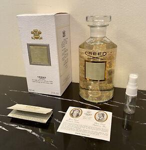 Creed Green Irish Tweed Eau De Parfum EDP 10ml Atomiser LOT FP3219Y01N