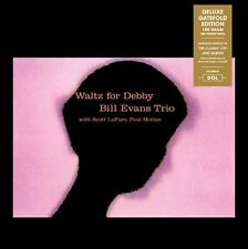 BILL EVANS TRIO Waltz For Debby LP Vinyl BRAND NEW 2015