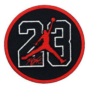 23 jordan symbol Iron on patch [JP2]