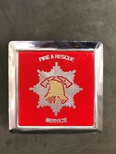 More details for fire & rescue service car badge emblem