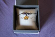 Braccialetto BROSWAY Tres Jolie tipo Pandora con Swarovski viola e cristallo