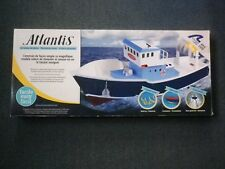ARTESANIA LATINA ATLANTIS FISHING TRAWLER CNC KIT #30531