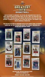 2021 LEAF GREATEST HITS BASKETBALL SEALED CASE: MICHAEL JORDAN/GIANNIS/KOBE/ZION