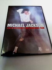 "MICHAEL JACKSON ""LIVE IN BUCHAREST THE DANGEROUS TOUR"" DVD COMO NUEVO"