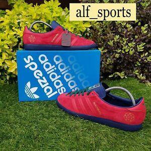 ❤ BNWB & Authentic adidas originals ® Blackburn Ewood SPZL Trainers UK Size 9.5