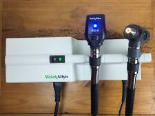 Welch Allyn Wall Transformer 11720 Ophthalmoscope 23810 Macroview Diagnostic set