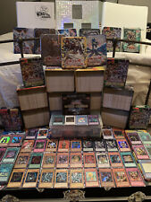 100 YUGIOH CARD LOT Pro Collection- 20 Ultimate, Secret, Ultra, Super GUARANTEED