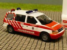 1/87 Busch Chrysler Voyager Feuerwehr Attnang 44621