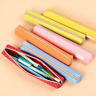 Slim Pencil Case Back to School Kids College Uni Students Stationary Supply