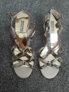 Michael Kors Shoes Size 3 Used