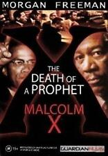 D.v.d Movies Dv160 The Death of a Prophet Malcolm X Morgan Freeman DVD