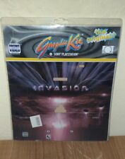 """Cover skin """"Invasion"""" per playstation 1"""