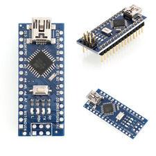 USB Nano V3.0 ATmega328 16M 5V Micro-controller CH340G board For Arduino Greats