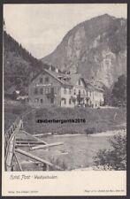 12202 Weichselboden Gasthaus Hotel Post Bezirk Bruck-Mürzzuschlag