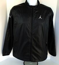WOMEN'S Air Jordan MJ Celebrity Invitational Wind Breaker Jacket Size MEDIUM M