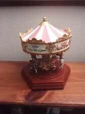 The San Francisco Music Box Company Carousel Decoration