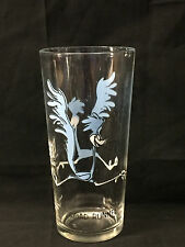 VINTAGE 1973 ROAD RUNNER PEPSI CHARACTER COLLECTOR GLASS TUMBLER WARNER BROS