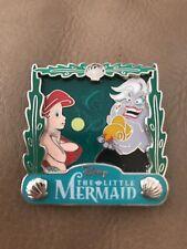 Dlr Wdw May 2016 Park Pack - The Little Mermaid - Le 500 Ap Artist Proof Ariel