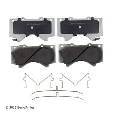 Beck/Arnley 085-6791 Front Premium Brake Pads