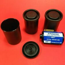 Lot of 3 - POLARIOD 35MM Color Print Film 400/27 24Exp CN ISO 400 HDF 1 C-41 DX