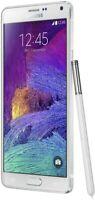 Samsung Galaxy Note 4 4G 32GB SM-N910F Sim Free Unlocked Smartphone - White
