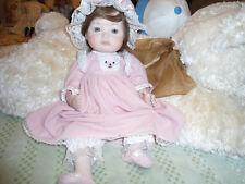 Antique Sfbj 252 Paris Porcelain Reproduction Doll