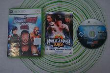 Wwe smackdown 2008 xbox 360 pal