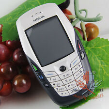 Seller Refurbished Nokia 6600 Mobile Cell Phone. English Russian Arabic Keyboard