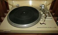 Great Vintage Pioneer PL-516 Stereo Turntable ~Tested and Works Fine Looks Great