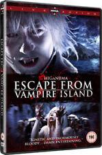 Higanjima-Escape From Vampire Island 2010 New DVD Stunning Movie UK STOCK MANGA