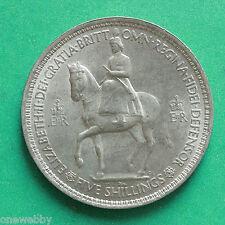1953 Elizabeth II SNo39983 CORONA CORONA UNC coronación