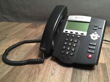 Polycom SoundPoint IP 450 - PoE 2200-12450-001 Polycom IP 450