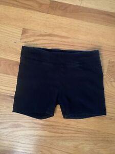 Girls Justice Black Shorts-Size 10