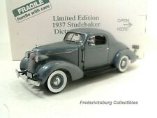 Danbury Mint 1937 Studebaker Dictator Coupe Ltd Ed Of 5000 - Mib With Paperwork