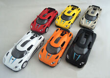 Koenigsegg Agera Super Car Sound Light 1:32 Model Toy X1PC Birthday Xmas Gift