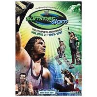 Summerslam Anthology - Volume 2 (DVD, 2009)