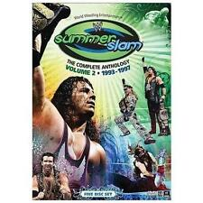 WWE: Summerslam - The Complete Anthology DVD