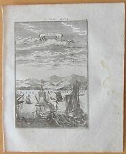 Mallet: Africa Town View La Rache - 1718