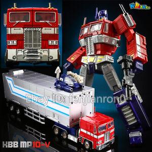 car carriage color metal deformation toy box Hasbro Engraving G1 optimus prime
