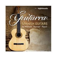 Big Fish Audio Guitarra Spanish Guitar WAV, AIFF, REX2