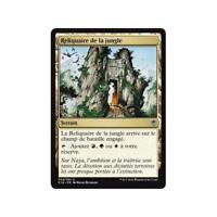 MTG Magic : Playset (4x) Reliquaire de la jungle Commander 2016 VF