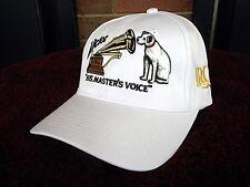 "RCA Victor Nipper Dog ""His Masters Voice""  RCA Tubes Radio Hat Guaranteed NEW"