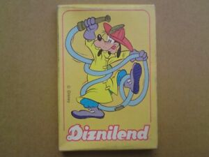 Diznilend / Disneyland Vintage Card game from the 80' Dečje Novine ex Yugoslavia