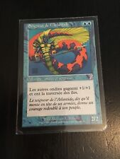 MTG MAGIC TIME SPIRAL LORD OF ATLANTIS (FRENCH SEIGNEUR DE L'ATLANTIDE) PLAYED