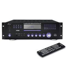 Pyle PD1000A 1000 Watt AM-FM Receiver w/ Built-in DVD/MP3/USB